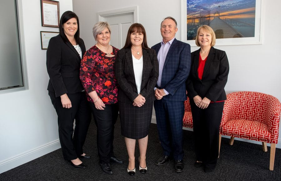 Hunter Financial Services Team